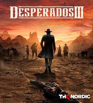 Постер Desperados 3